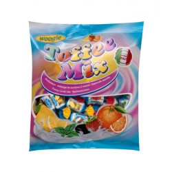WOOGIE TOFFEE MIX 250G CJ 24 UN