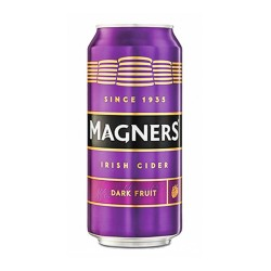 MAGNERS DARK FRUIT LATA 6X4X440ML 4%