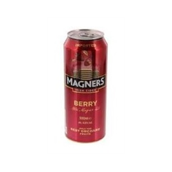 MAGNERS BERRY LATA 24X500ML 4%