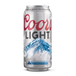 COORS LIGHT LATA 6X4X500ML 4%