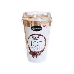 LAND ICE CUP MACCHIATO DECAF 230ML 10