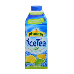PFANNER ICE TEA LEMON 0,75LT L/S CJ8UN