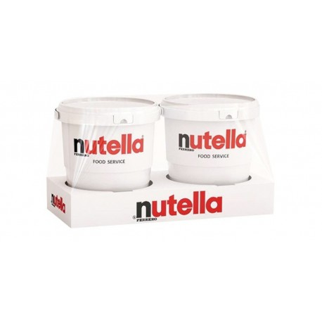 NUTELLA 3000 GR CJ 2 UN