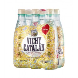 VICHY 0,5 L PET 4 PACK 6