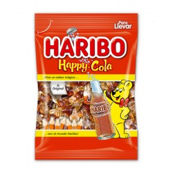HARIBO 100G HAPPY COLA CJ 18UN