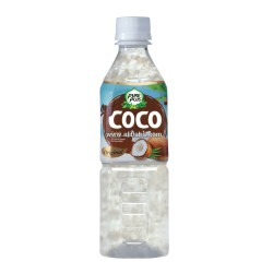PURE PLUS COCO DRINK ORIGI PET 0,5L CJ20