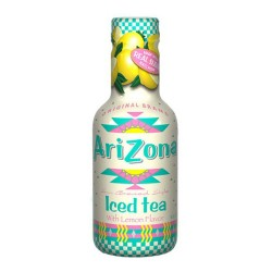 ARIZONA LEMON TE 0,5 LT PACK 6UN