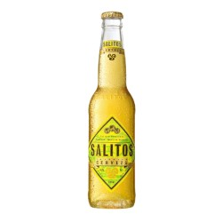 SALITOS CERVEZA 330ML PACK 4X6